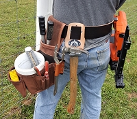 Fencer Tool Belt