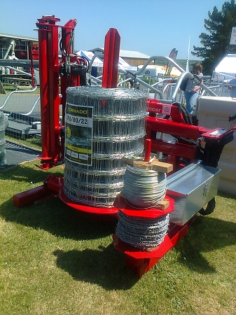 Pro Fencer Machine For The Professional Fence Contractors